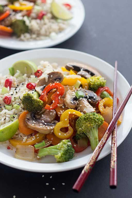 wokplato de verduras1